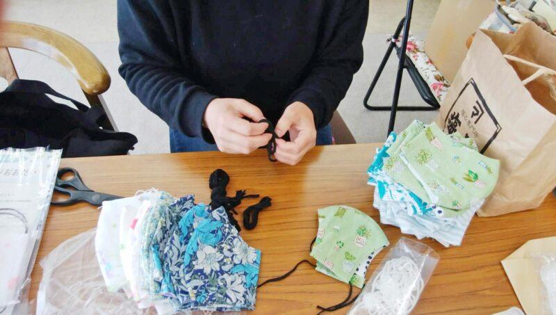 【NPO法人エンゲージおおだい】手作りマスクの材料・作成ボランティア募集のお知らせ